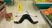 What needs to be done after a slip and fall accident