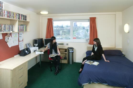 What should you do after finding student accommodation?