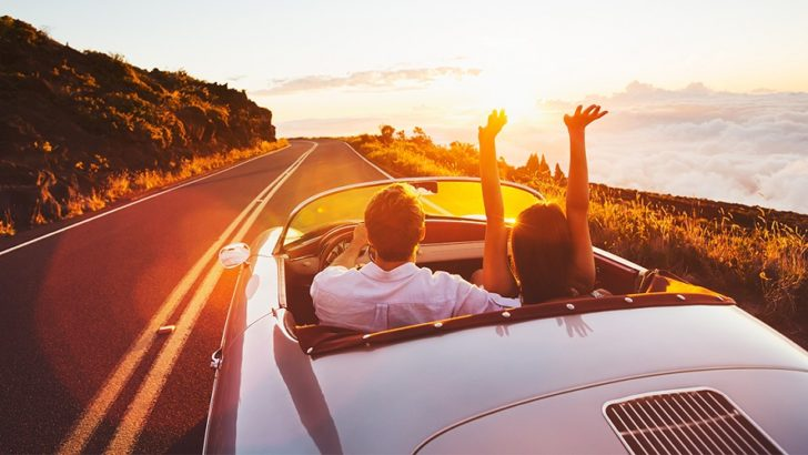 Renting car for a long road trip is worth it from a financial standpoint