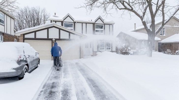 Winterizing Your Garage: Storage, Security, and Maintenance