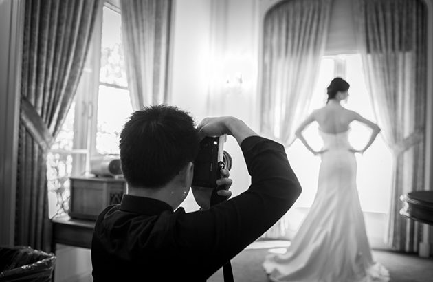 What makes a photographer the perfect choice for your wedding?