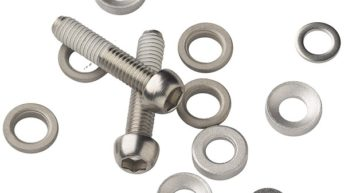 Are you a serious DIYer? Learn how to use washers and bolts