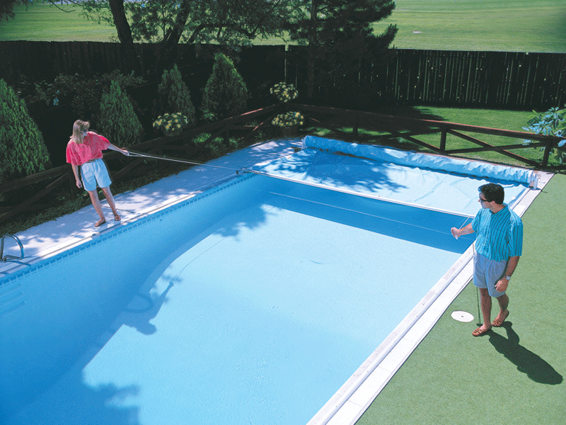 Correlation Between Proper Pool Maintenance and Reduced Water