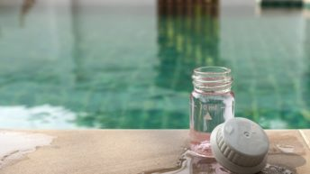 Correlation Between Proper Pool Maintenance and Reduced Water Consumption