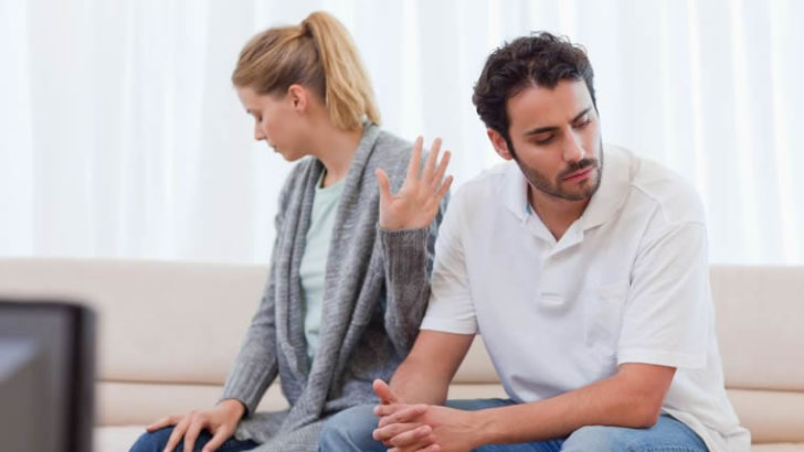 Giving your spouse the bad news: you want the divorce