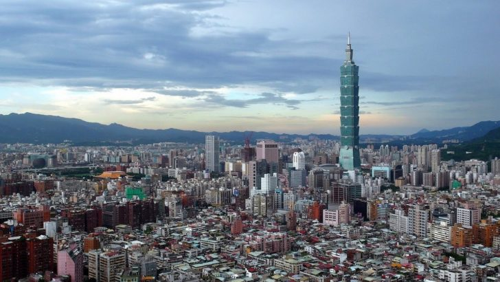 Taiwan should be your next destination