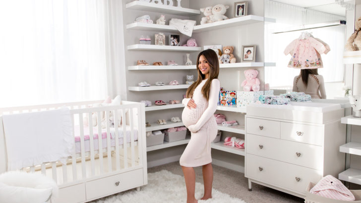 Welcoming a new family member – turning your spare bedroom into a nursery